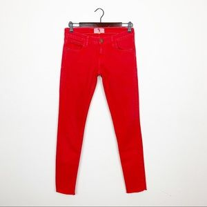 """Current/Elliott """"The Rolled Skinny"""" Jeans Size 26"""